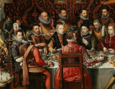 The Theatre of Food Feast