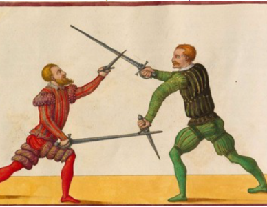 Little Bit of Rapier (seis): 25-26 May