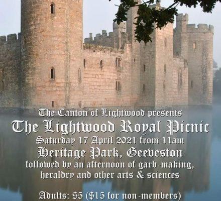 Lightwood Royal Picnic